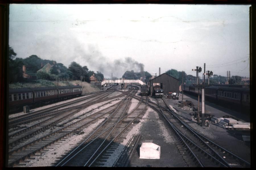 Kings Norton Station, 1950s