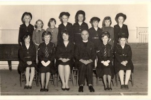 Life Girls at St Agnes, early 1960s