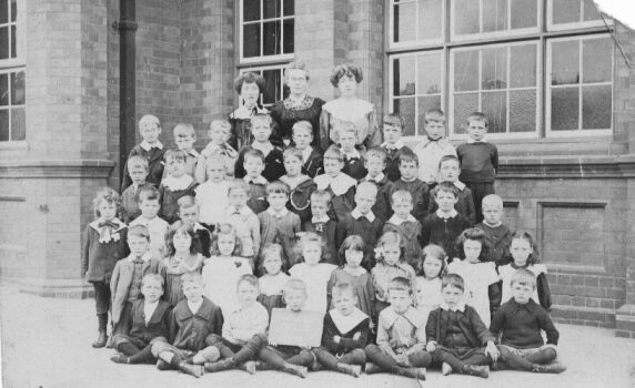 Cotteridge School in 1912