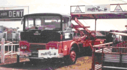 Fleetwood lorry