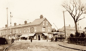 Cotteridge in 1910